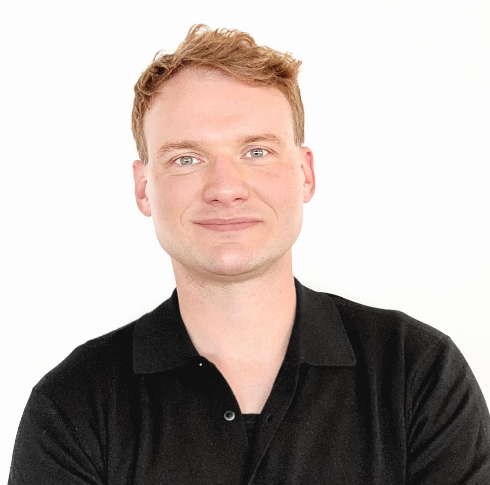 Jens Adelmeier, CTO von MeinDach