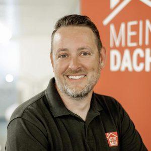 Sven Ercolin, Head of Sales bei MeinDach